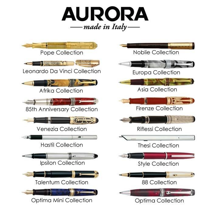 Aurora pens