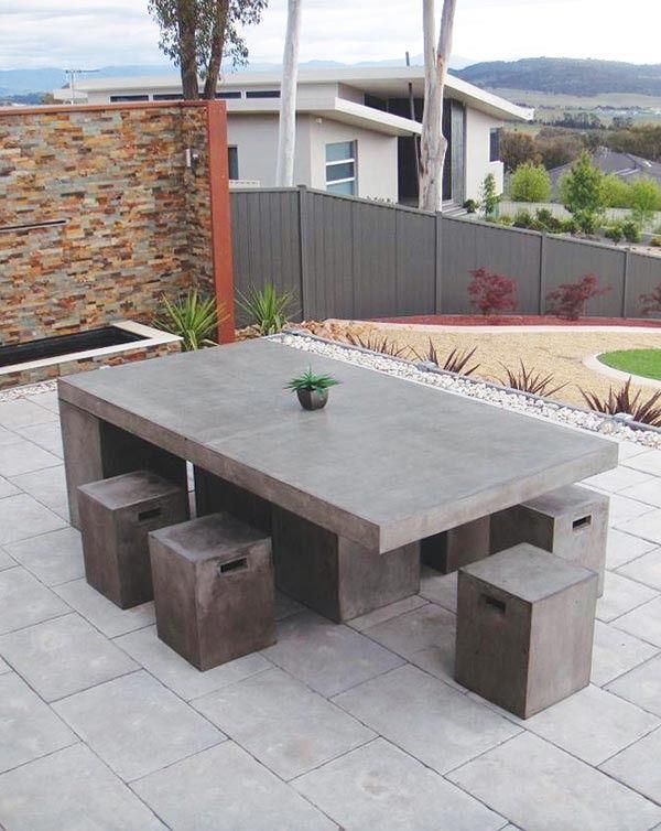 Concrete Garden Furniture 325 X 325 Concrete Furniture Lasts Forever In  Wilmington, IL