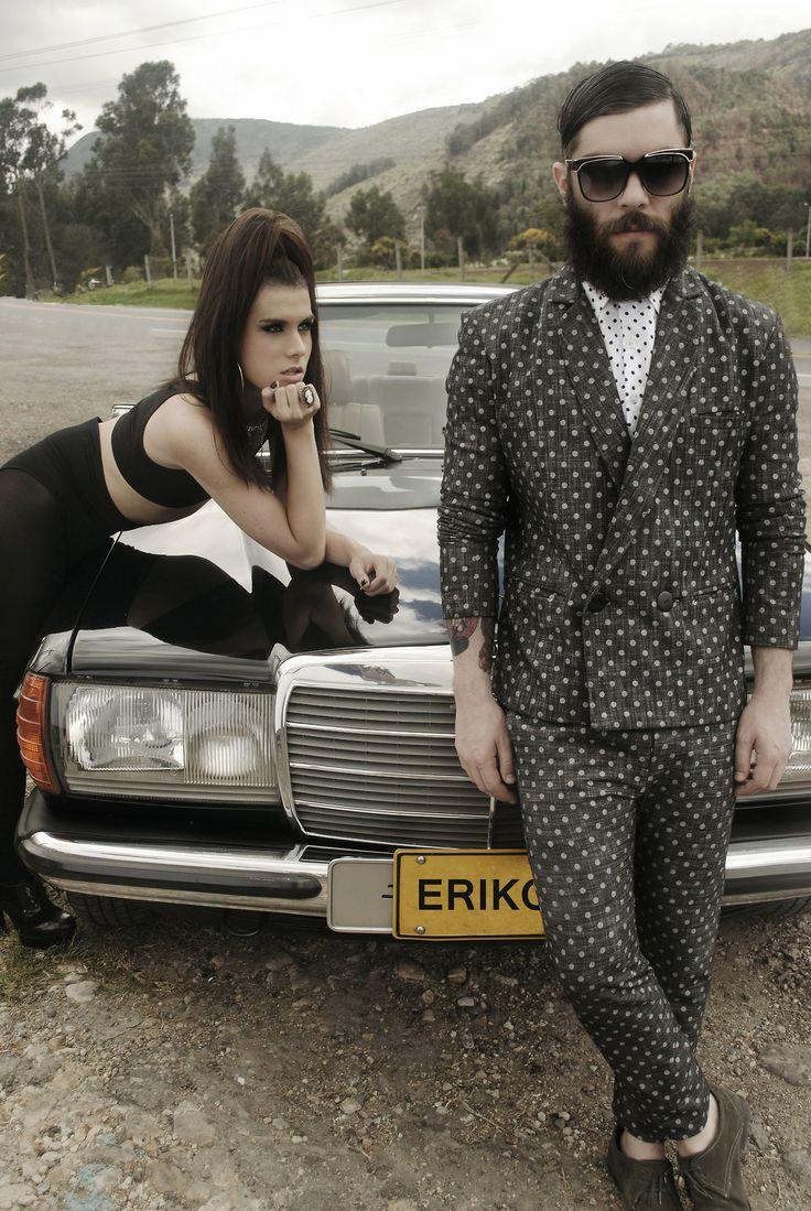 ERIKO la nueva propuesta de moda masculina.