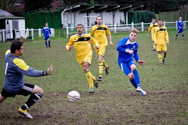 Scoring for Frimley Green by Stuart Tree, via Flickr