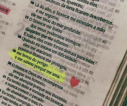 Salmos 18:19; 2Samuel 22:20. —NTLH
