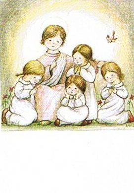 Libro ESTAMPITA JESUS PREDICANDO