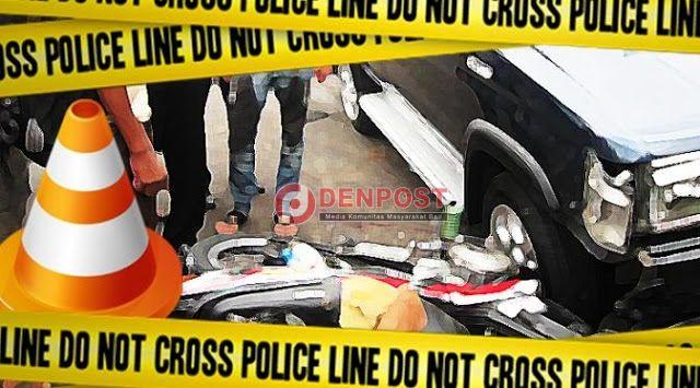 Tabrak Pantat Truk, Kakak-Adik Tewas - http://denpostnews.com/2016/09/10/tabrak-pantat-truk-kakak-adik-tewas/
