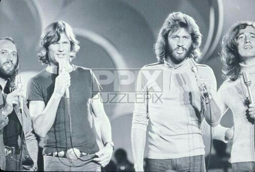 The Bee Gees with Kris Kristofferson/eo