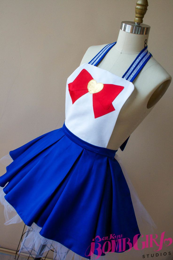 Buy Sailor Moon Apron Here!!!