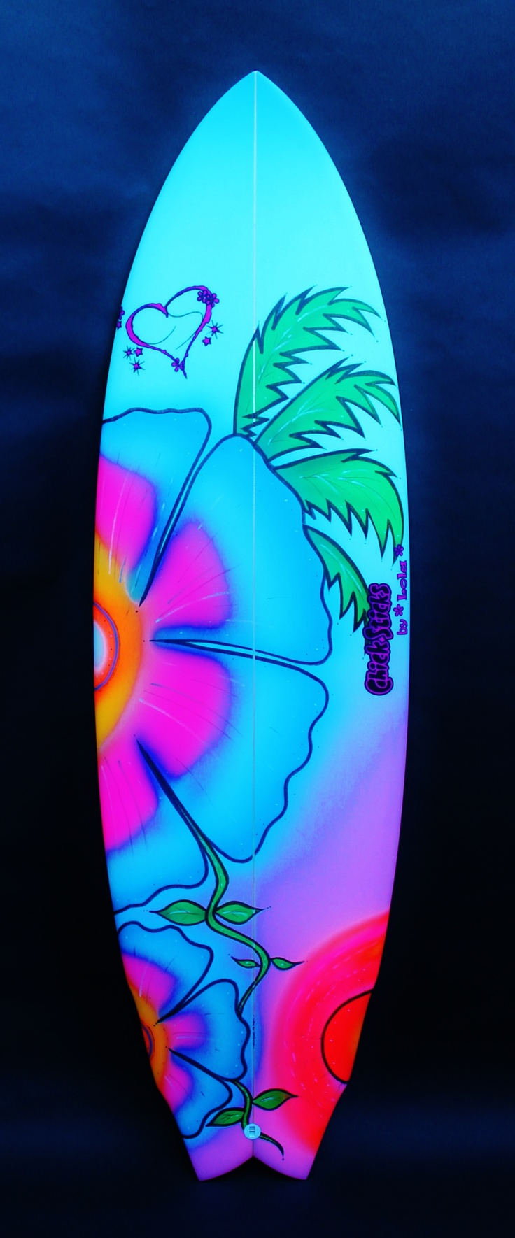 183 best surfboard art images on pinterest accessories beach could we paint hibiscus on the side of a blue suit amipublicfo Images