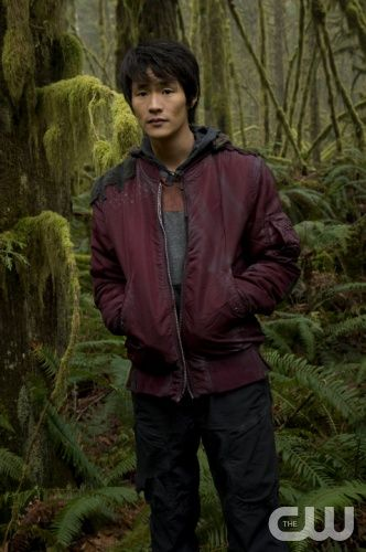 The 100 -- Image: HU01_CC_Monty_15562 -- Pictured: Chris Larkin as Monty -- Photo: Cate Cameron/The CW -- © 2014 The CW Network. All Rights Reserved.