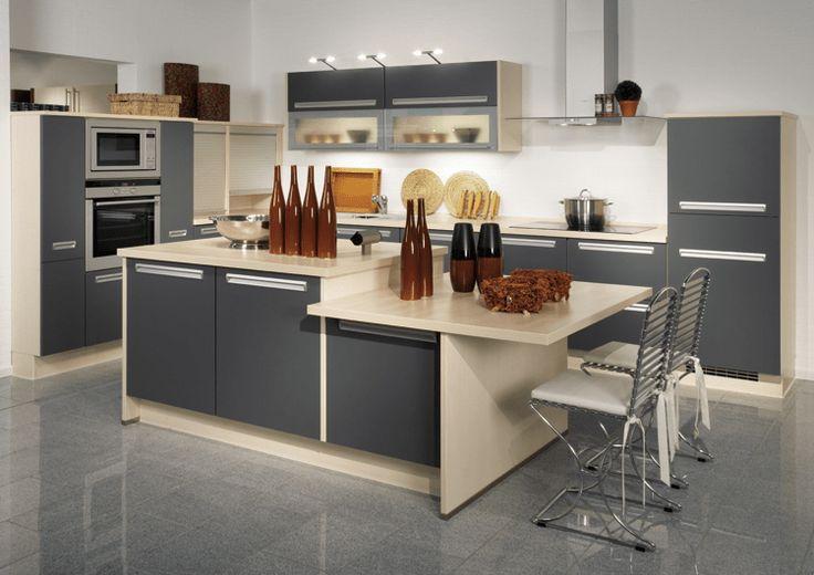 Unique kitchen cabinet designs for small spaces