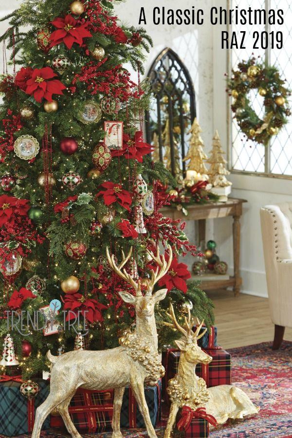 2019 Raz Christmas Tree Inspiration Amazing Christmas Trees Christmas Tree Inspiration Gold Christmas Tree