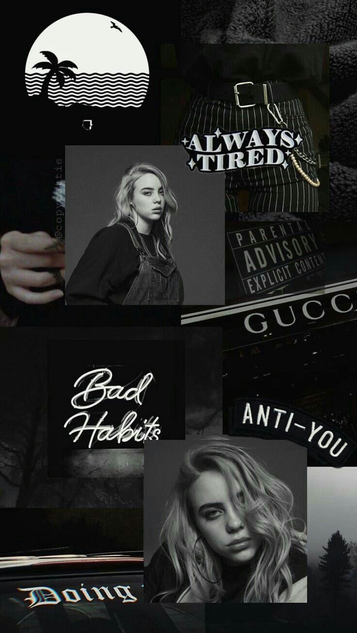 Perdido En Iconos In 2020 Billie Eilish Billie Profile Pictures Instagram