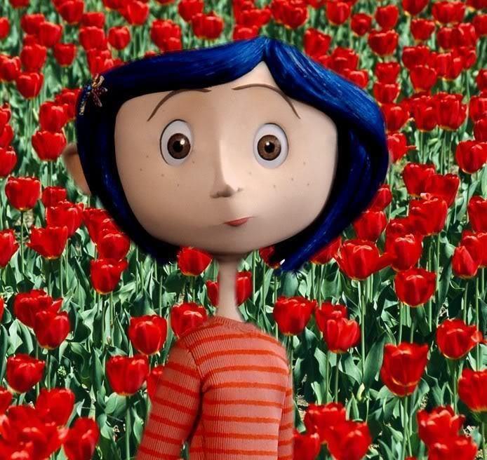 Coraline Películas... Pinterest Gardens, Photos and