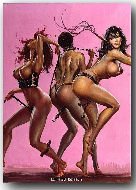 Lucifera nude