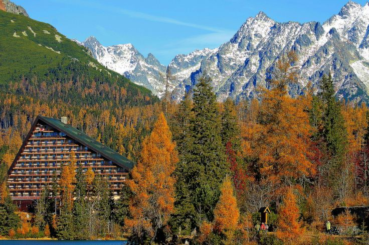 High Tatras, SR