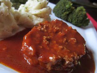 J'avais un goût de pain de viande depuis un bout! J'ai adorer cette recette avec son goût relevé de la sauce! Étant du type sauce, vous n'...