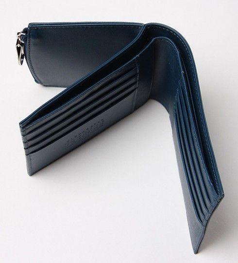 Maison Martin Margiela 11 Leather Folding Wallet
