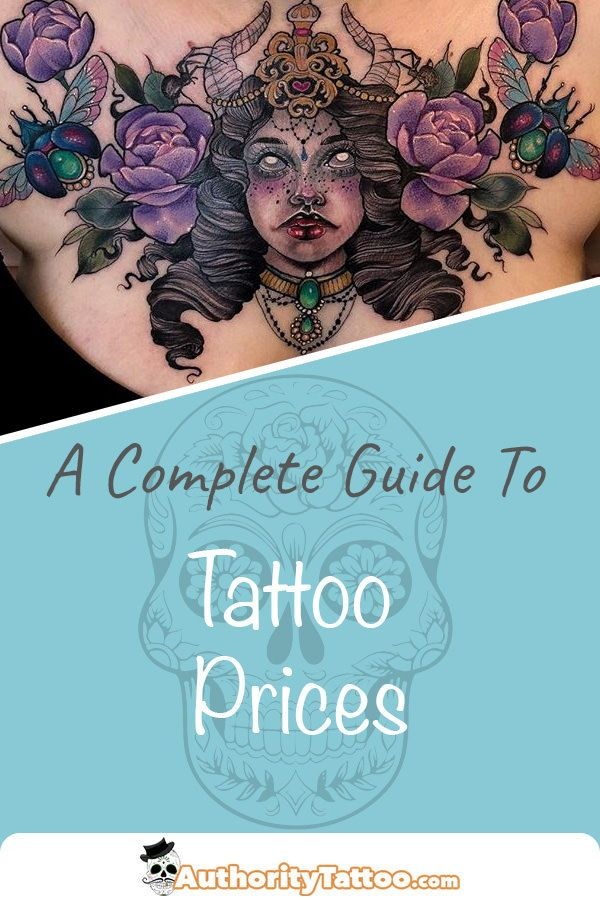 Average Price Small Tattoo: Tattoo Prices Guide With Average Costs In 2020