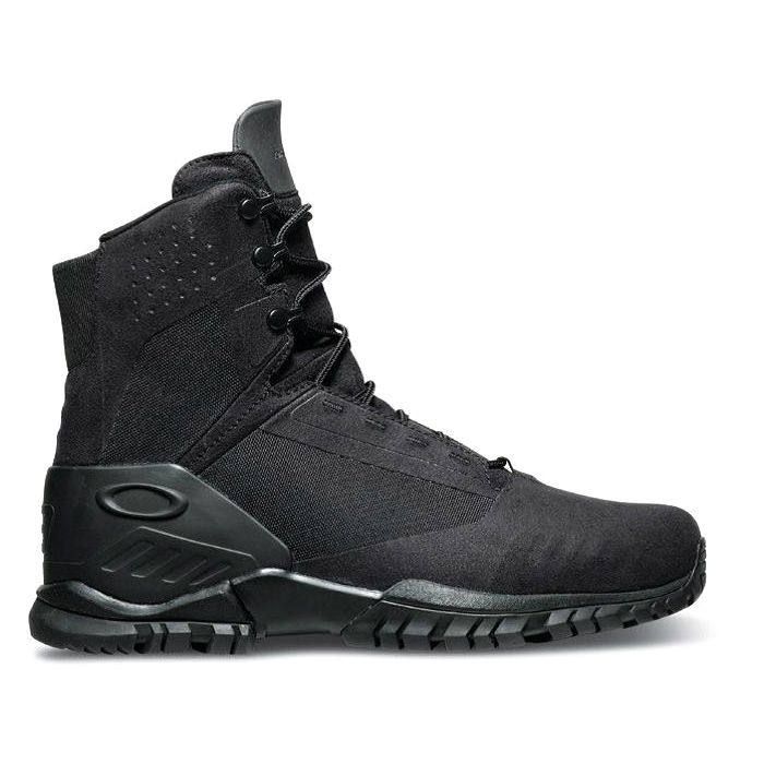 Oakley Si 6 Inch Tactical Boots Black Oakely