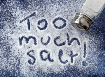 Salt & Sodium: Dangers to Your Diet