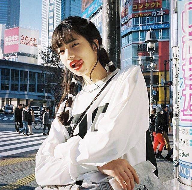 #小松菜奈#nanakomatsu#nylon#nylonjapan #ヘアスタイル#ヘアアレンジ#ヘアメイク