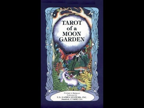 Tarot of a Moon Garden by Karen Marie Sweikhardt: a card-by-card feature by Tarot Zamm. Tarot of a Moon Garden delivers its arcane secrets on the wings of dr...