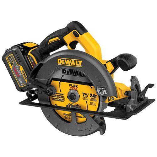 DEWALT DCS575T2 FLEXVOLT 60V MAX Brushless Circular Saw