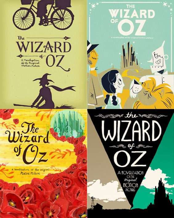 """Vintage Wizard of Oz posters... I think """"yes"""" :-)"""