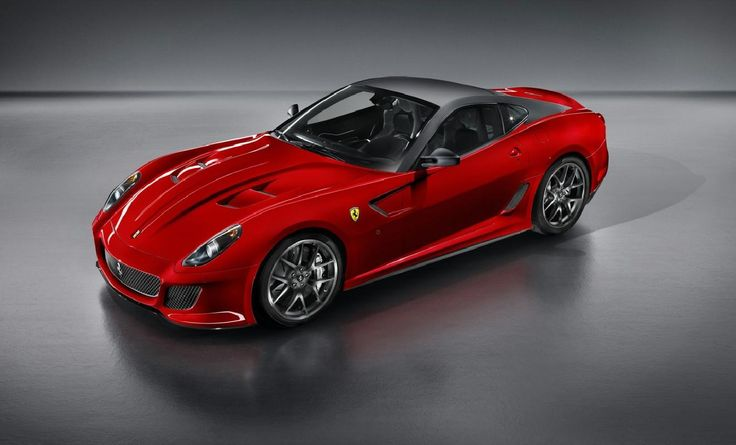 2011 Ferrari 599 GTO Automobile