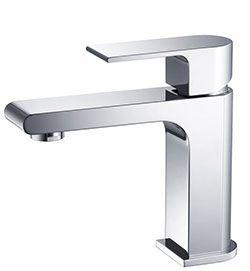 Fresca Allaro (FFT9151CH) Single Hole Mount Bathroom Vanity Faucet - Chrome     #BlondyBathHome #BathroomRemodel #Faucet #BathroomFaucet
