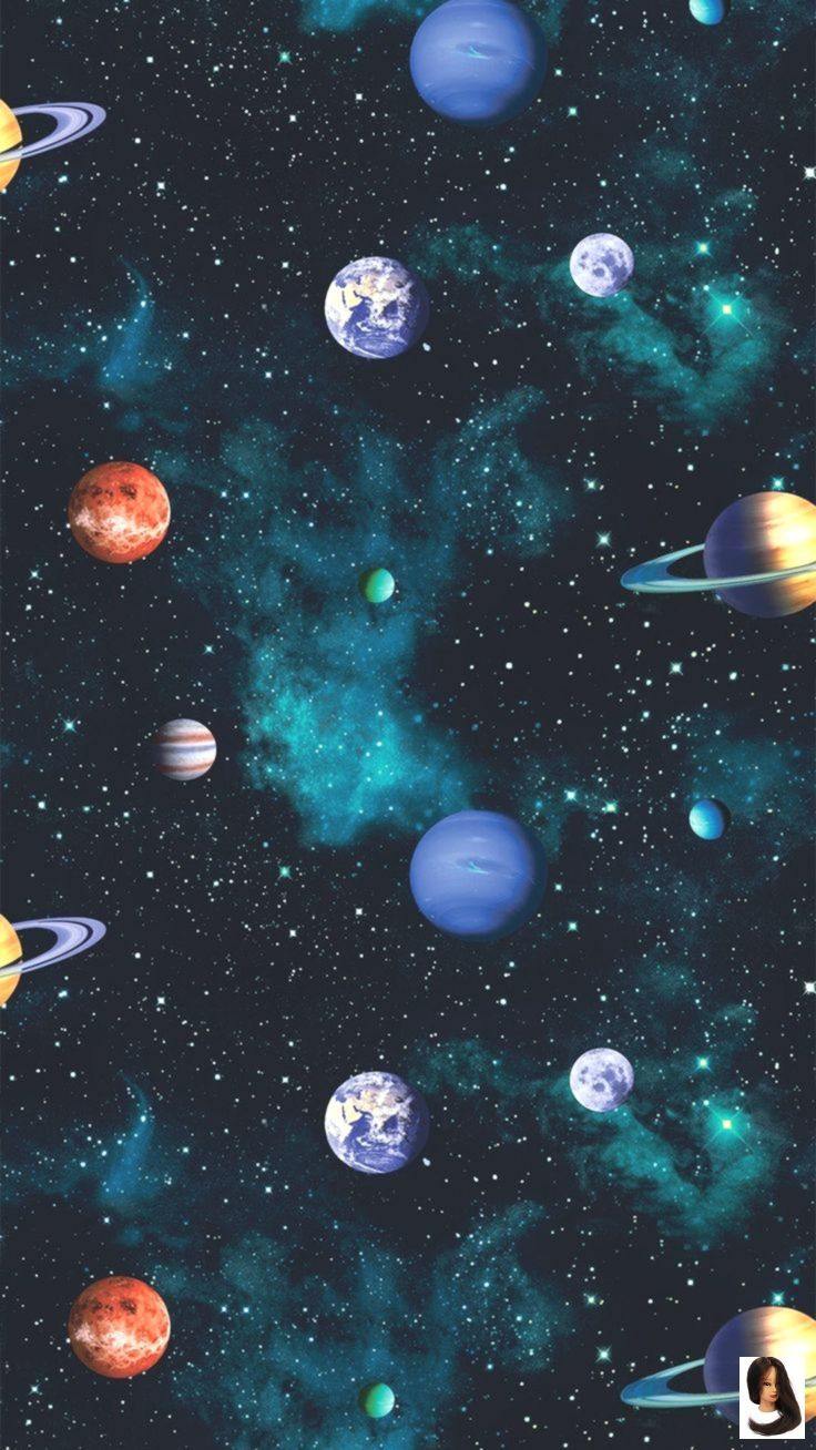 Outer Space Aesthetic Wallpaper