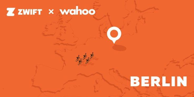Zwift x Wahoo Tour: Rollentrainer-Events in Berlin und München | Sports Insider Magazin