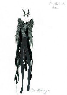 Lulu Dash: 'Black Swan' Costume Controversy