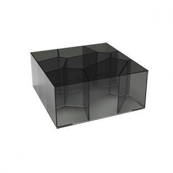 Alice coffee table - design Jean-Marie Massaud - Glas Italia