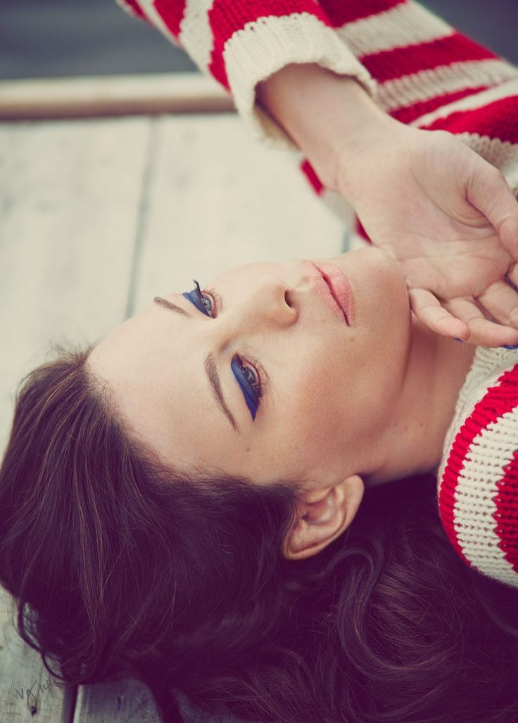 Liv Tyler is All Smiles for Violet Grey Shoot