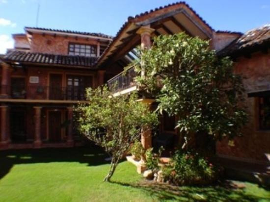 Casa Mexicana: Exterior