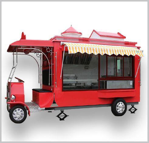 Fuente Mejor calidad vintage food cart-electric food truck -vintage ice cream car …   – Party food
