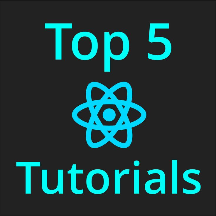 The best react tutorial for you can be found in this list.