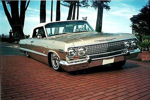 Dr. Dre Lowrider | 63 impala