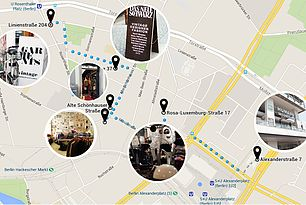 Berlin: Vintage shopping tour