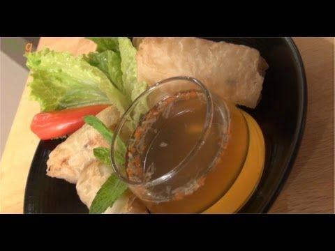 Recette de Sauce pour nems facile - 750 Grammes - YouTube