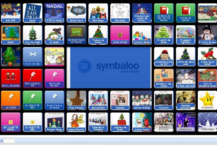 SIMBALOO DE NADAL:  http://www.symbaloo.com/mix/recursosnadal?searched=true