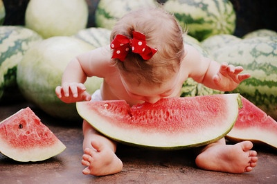 ~Yummy~ The Watermelon Patch (Livie Bowman Cook)