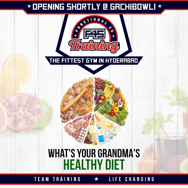 Our Grandmas' diets are one of the most nutritious meals that we have ever eaten. No wonder they has such long lifespans and spend it with much vigour and strength! What are some of your favourite healthy diets? #GrandmasFood #Nutrition #F45 #Fitness #OldIsGold #StayFit