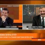 Sırrı Süreyya Önder canlı yayında Cüneyt Özdemir'i koparttı!