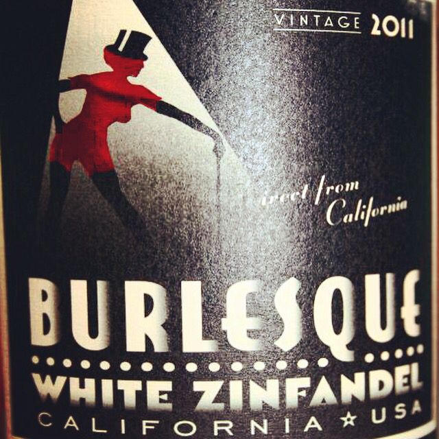 "After trawling through ... Well 2 wine shops since February Finally found ""The Burlesque White Zinfandel Rose 2012""  Light and Delish. Cheers"