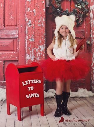 North Pole Mailbox Christmas Prop by CreaTiveDesiGns4 on Etsy
