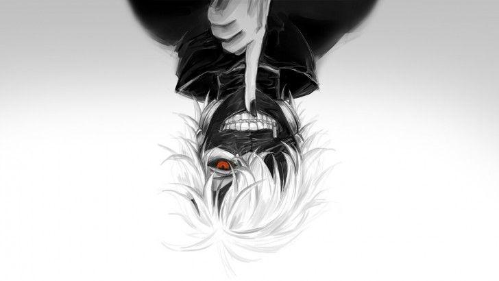 Tokyo Ghoul Anime Ken Kaneki Mask Wallpaper 1080p