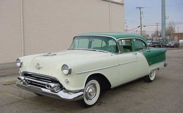 1954 oldsmobile 98 4 door sedan oldsmobile pinterest for 1948 oldsmobile 4 door sedan