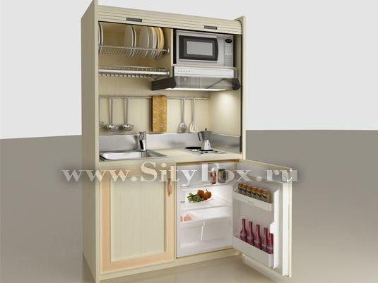 Мини-кухня для апарт-отеля AMARCORD - МИНИ-КУХНИ ДЛЯ ОТЕЛЕЙ - Мебельные коллекции для гостиничных номеров