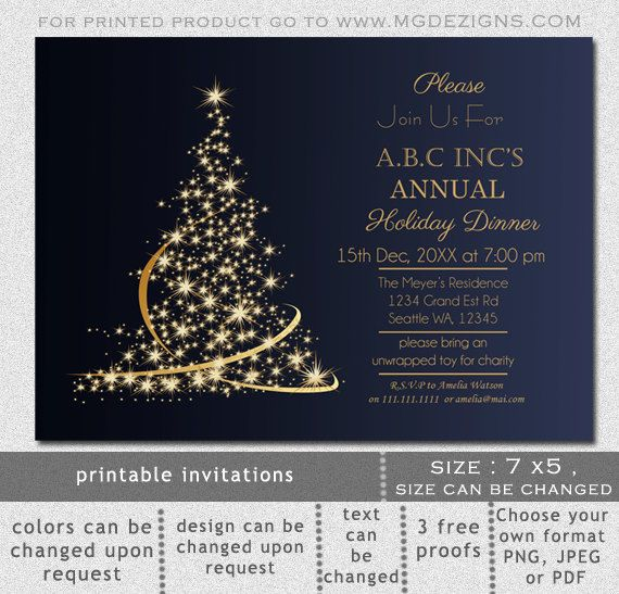 50 best Christmas Flyers images on Pinterest Card patterns, Card - free xmas invitations