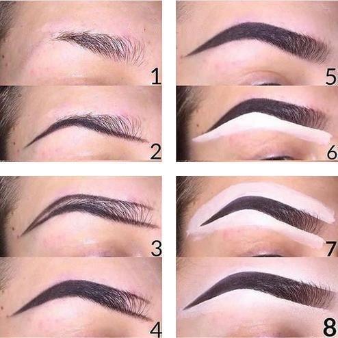 Eye Makeup. Get the best eyebrow foundation, pencil